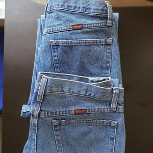 Lot of 2 Rustler Jeans - Size 32x34